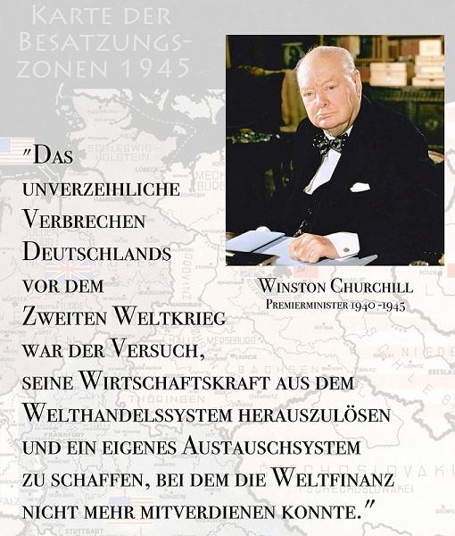 Churchill Zitate
