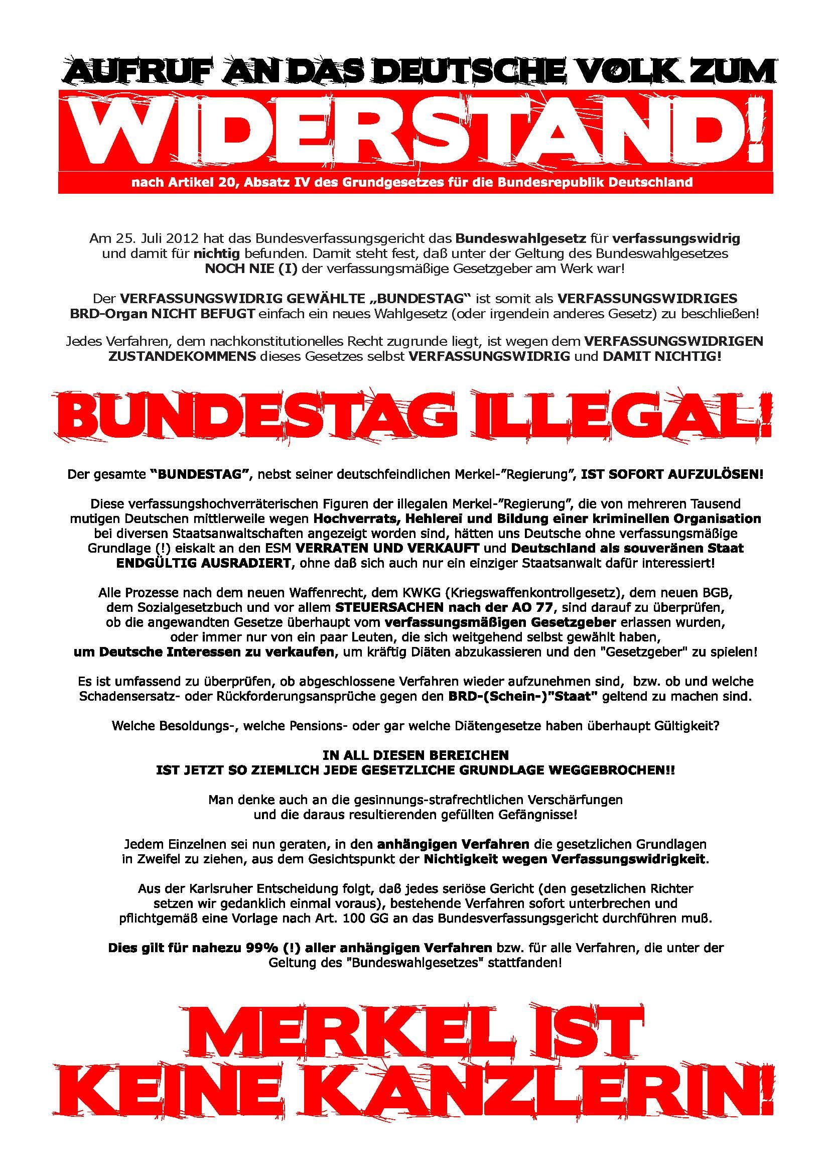 Staatliche Selbstverwaltung | volksbetrug.net | Seite 2