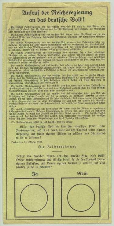 Volksabstimmung1933