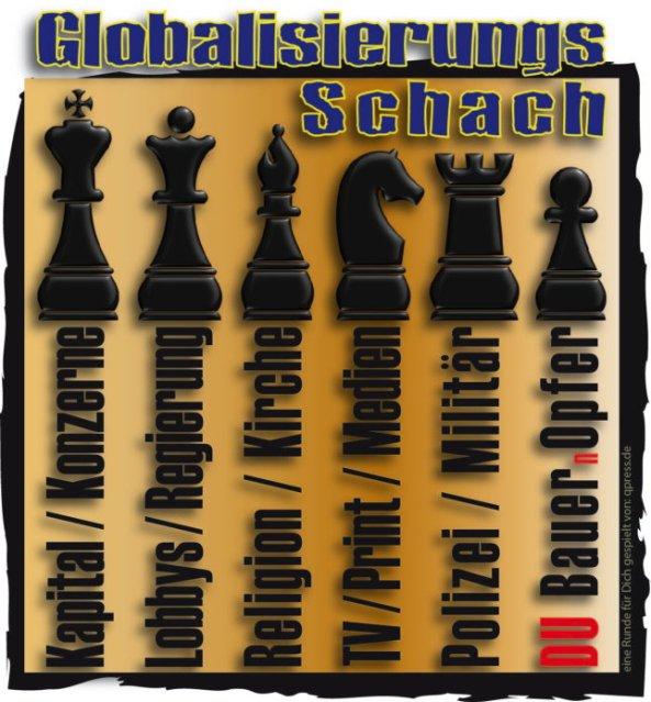 Globalisierung-Schach