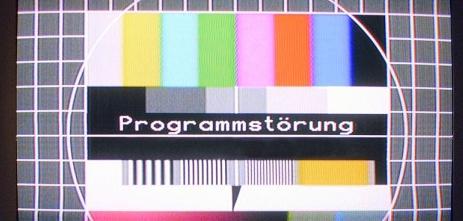 programmstoerung