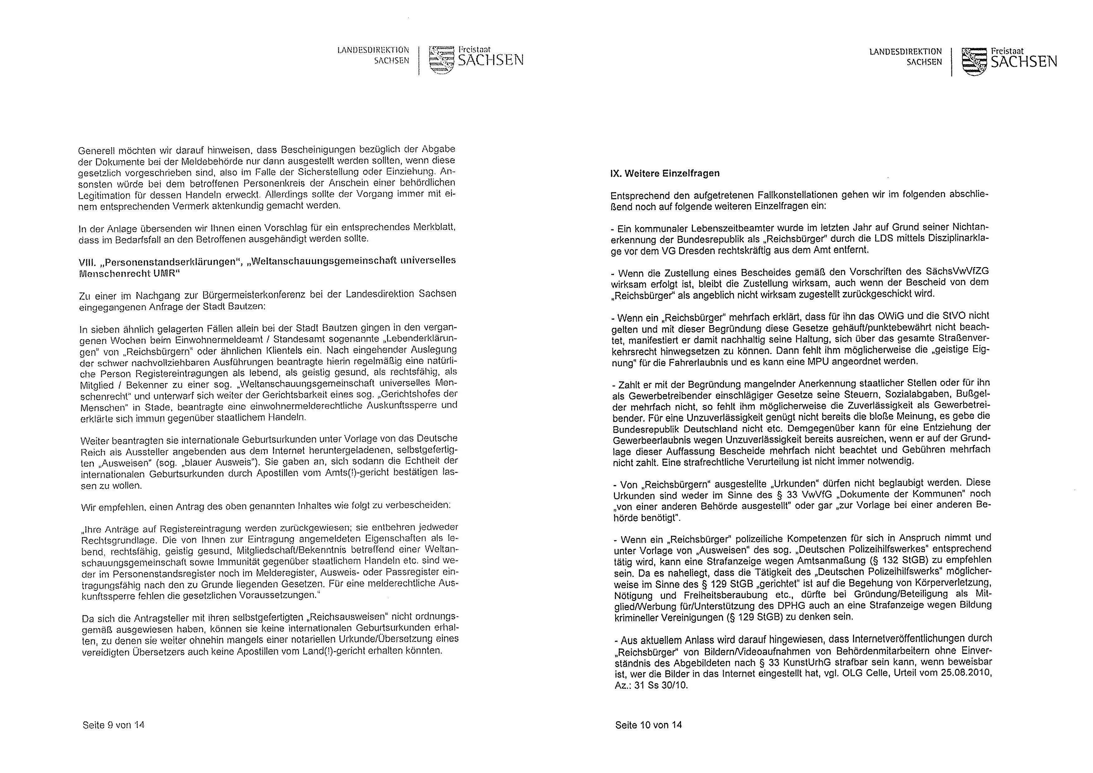 Landesdirektion Sachsen Behördenmitarbeiter Sollen Zukünftig