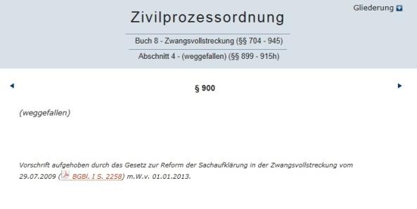 LG Leipzig ZPO§900