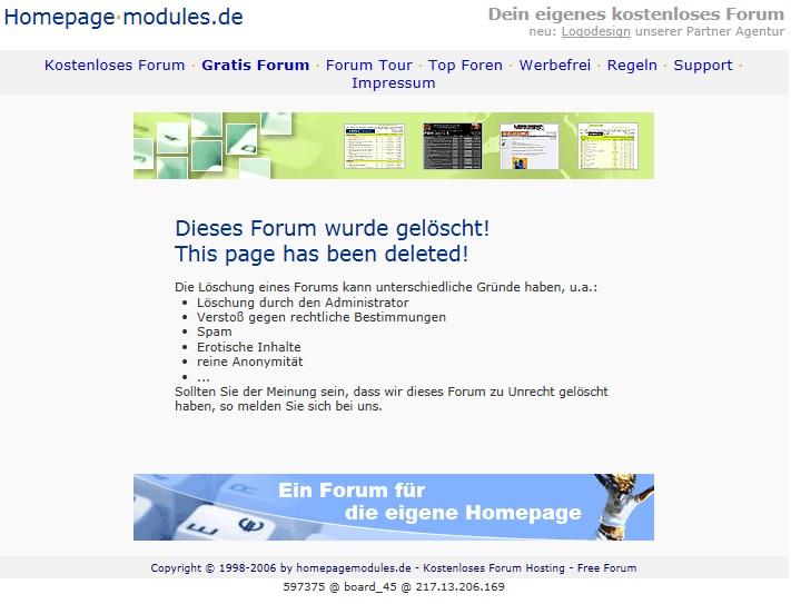 Volksbetrug.Net Forum