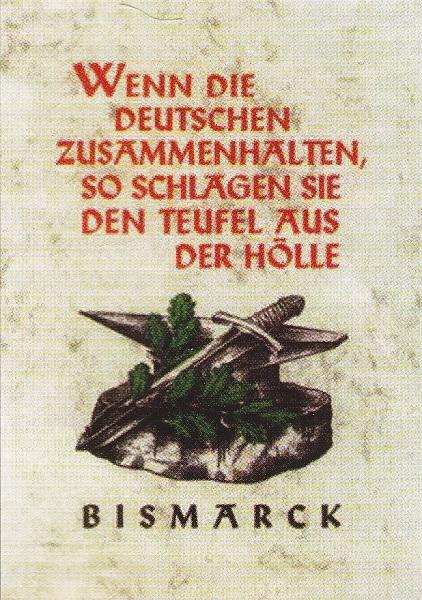 BIsmarck-über-die-Deutschen