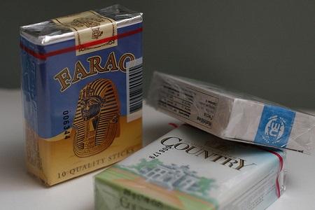 schoko-zigaretten