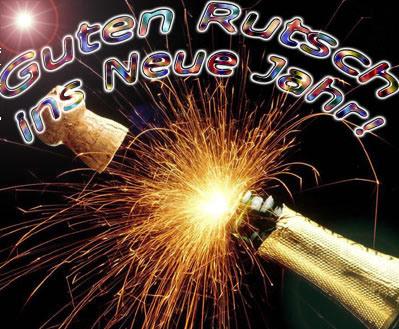 Volksbetrug wünscht seinen Lesern einen Guten Rutsch ins Jahr 2014 ...