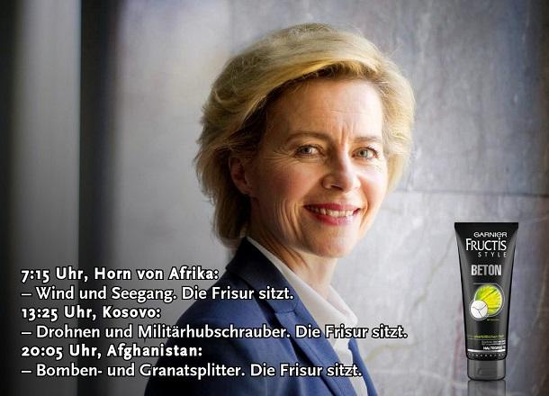 Frisur Ursula Von Der Leyen Frisurentrends