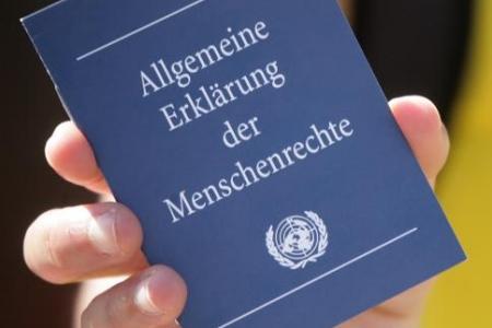 60 Jahre Allgemeine Erklärung der Menschenrechte