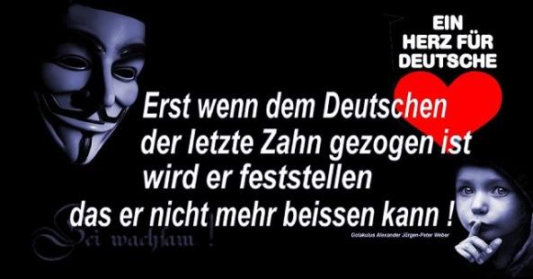 Ein Herz für Deutsche