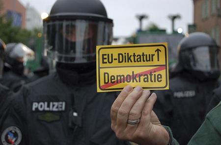 EU-Diktatur-Demokratie