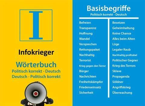 Infokrieger_Wörterbuch