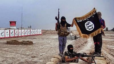 IrakSchwarzeFlaggeMosul