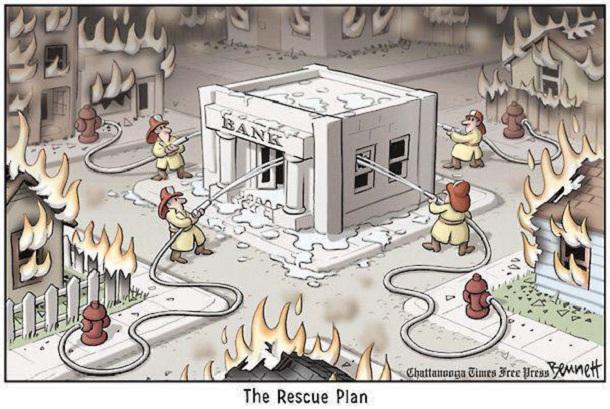 Bildergebnis für bankenrettung