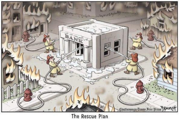 Bankenrettung