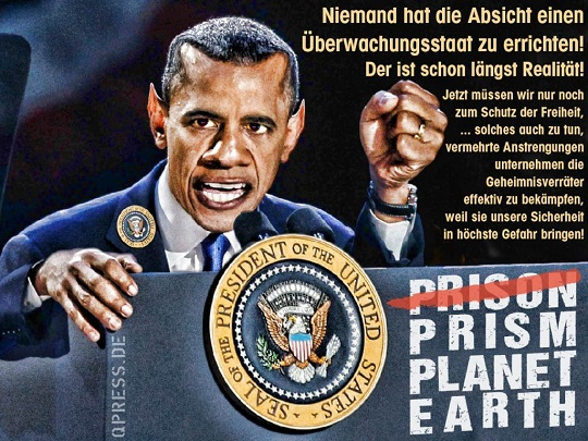 Barack-Obama-PRISM-planet-earth