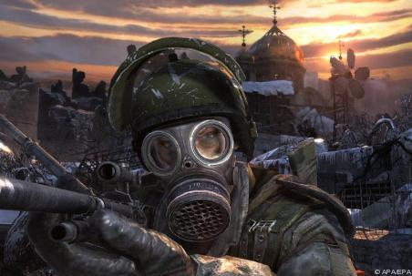 Moskau ist nach einem Atomkrieg völlig zerstört