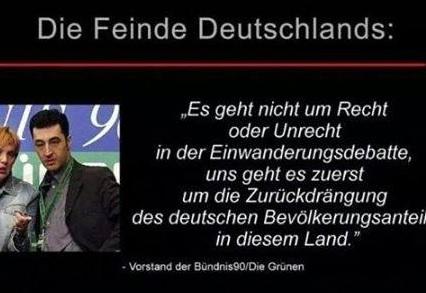 Die Feinde Deutschlands Volksbetrug Net