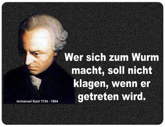 Immanuel Kant Volksbetrug Net