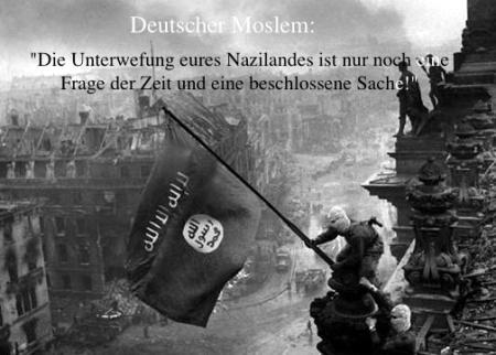 Unterwrfung-Deutschlands