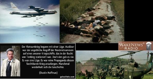 Vietnam Krieg war ein Verbrechen