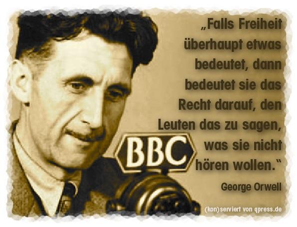 Zitate George Orwell
