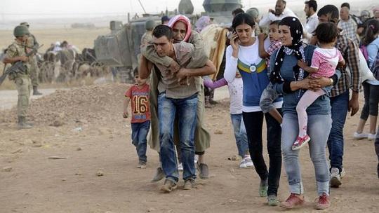 syrien-fluechtlinge-tuerkei-kurden-2292014