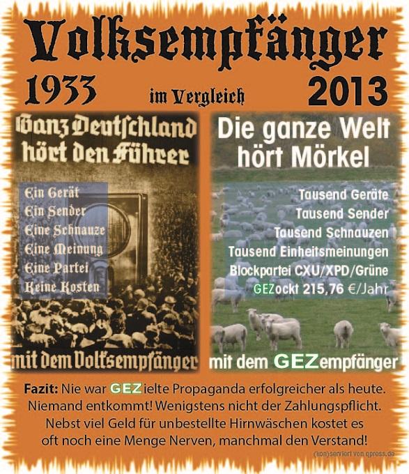 Volksempfaenger-GEZ-Propaganda-Zwangsabgabe-Vergleich-30er-2013