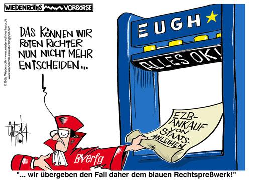 WK140208_BVerfG_Urteil_OMT_EZB_Verweis_EuGH