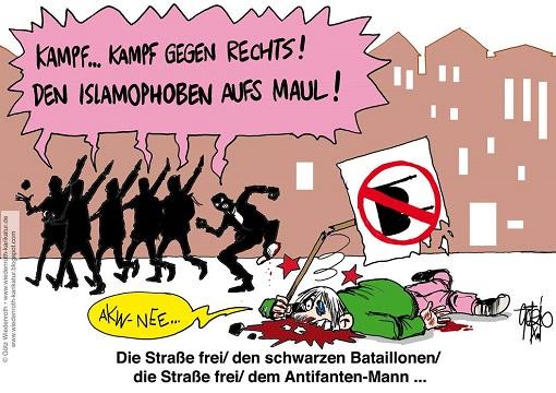 20101028_Kernenergie_Proteste_Islamophobie_Antifa