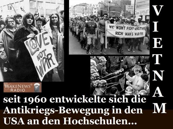 Antikriegsbewegung USA