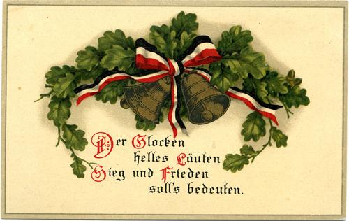 Weihnachtskarten Deutschland.Weihnachtskarte Deutsches Reich Volksbetrug Net
