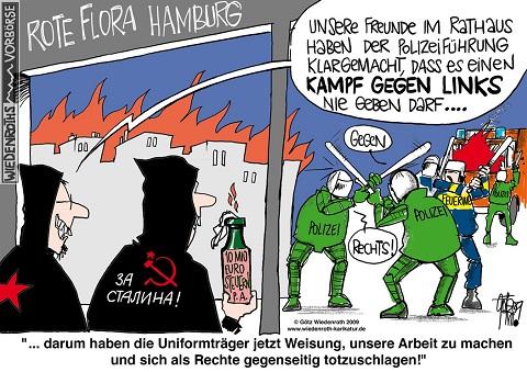 20090706_LinksextremismusGewaltHHSchanzenviertelPolizei