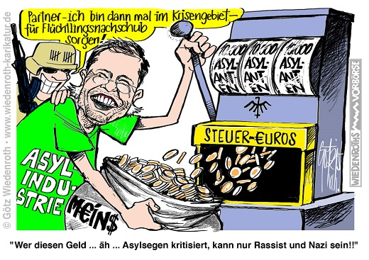 20150818_Immigration_Asylindustrie_Kriegsgewinnler_Steuertoepfe