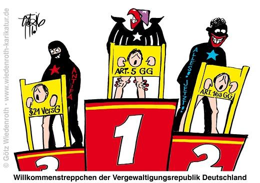 20160122_BRD_Vergewaltigung_Recht_Grundgesetz_Versammlungsgesetz