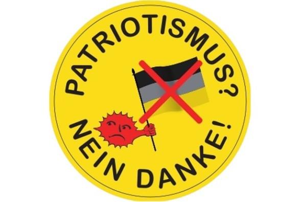 Patriotismus-nein-danke