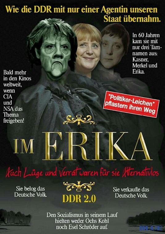 Ist Merkel Am Ende